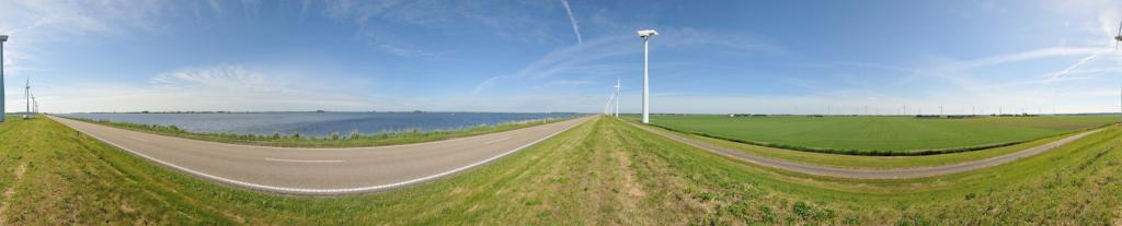 Windturbines Flevoland (2)
