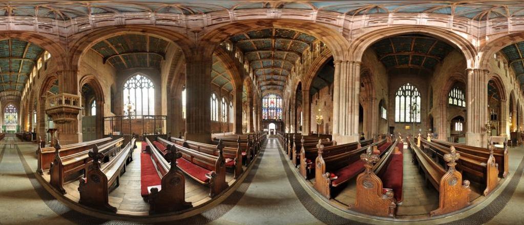 Holy Trinity Church, Coventry, Engeland