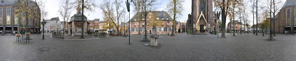 Kappelenplatz, Kevelaer