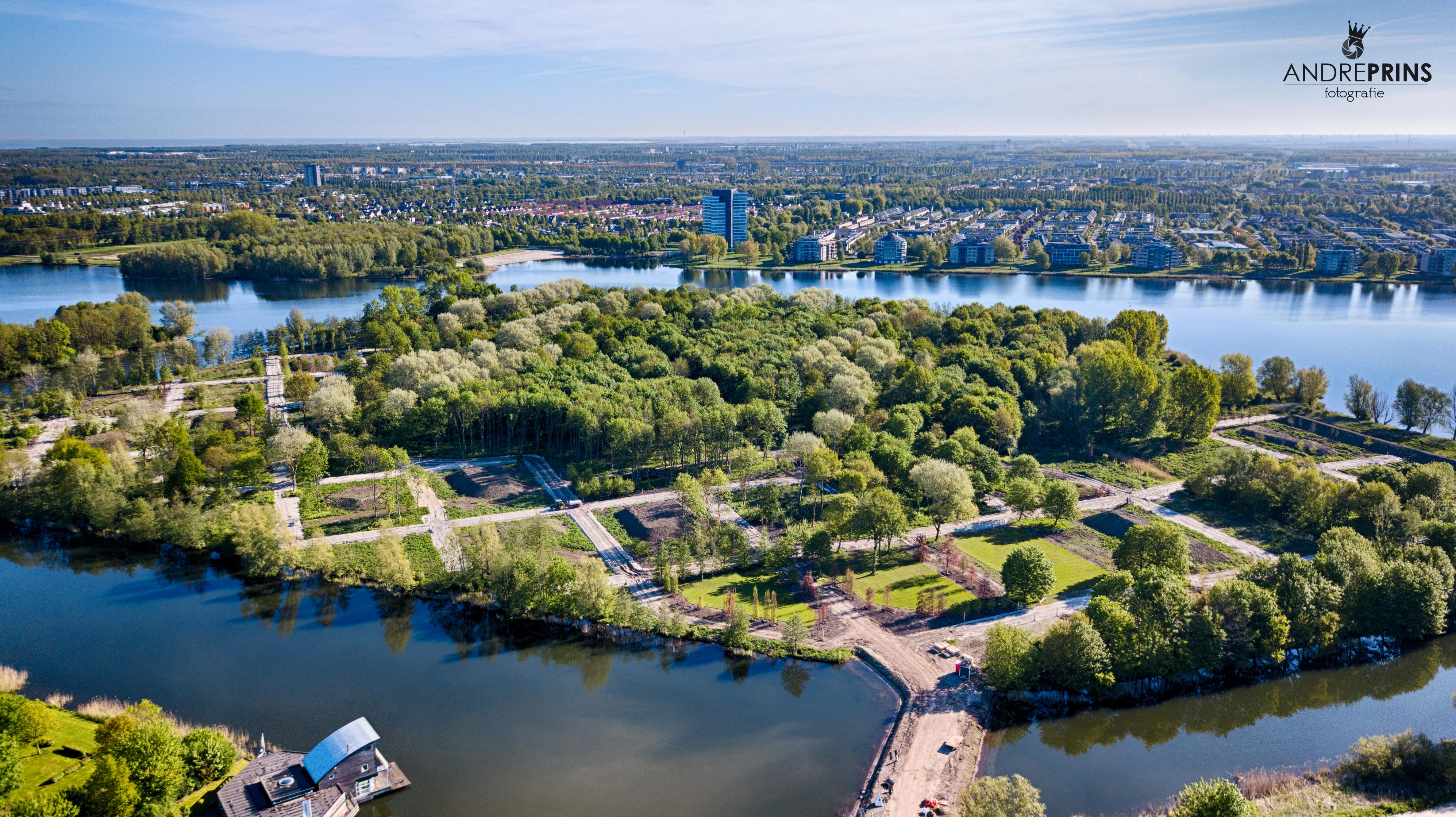Floriade Almere mei 2018